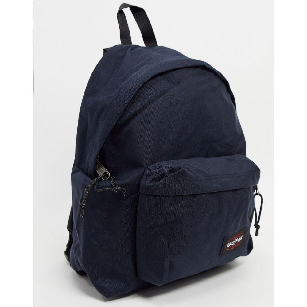 イーストパック Eastpak メンズ バックパック・リュック バッグ【Padded Pak'R backpack in navy】Navy