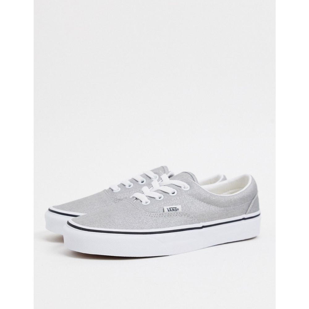 ヴァンズ レディース 商い シューズ 靴 スニーカー Silver 信用 true white silver Vans in trainers サイズ交換無料 Era Ua