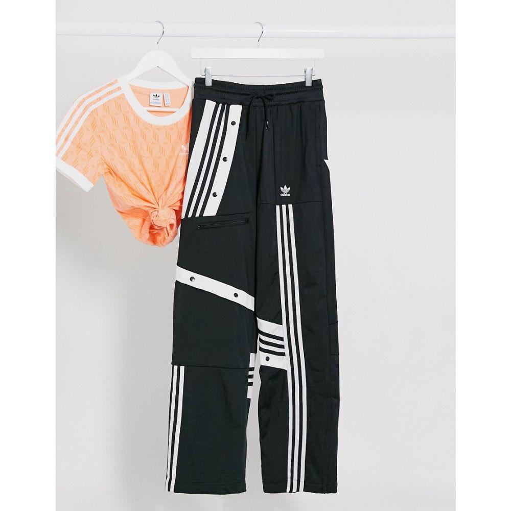 アディダス adidas Originals レディース ジョガーパンツ ボトムス・パンツ【Danielle Cathari track pants in black】Black
