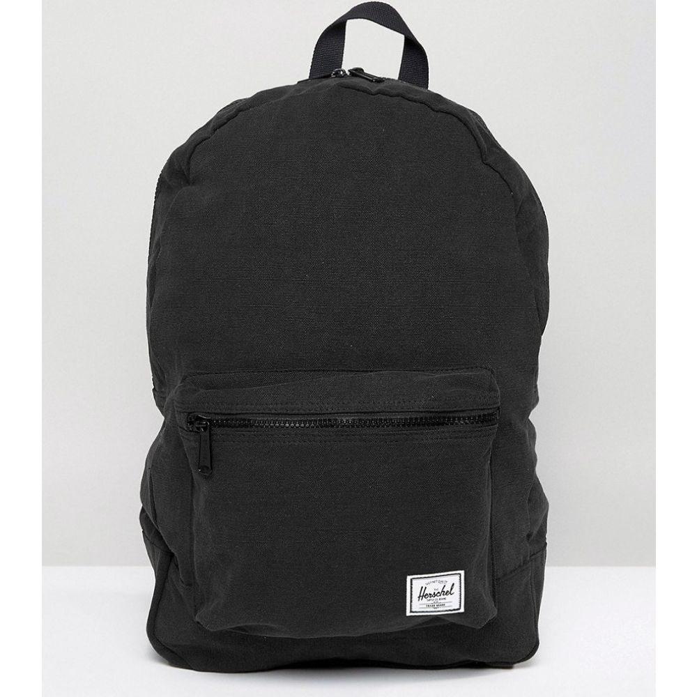 ハーシェル サプライ Herschel Supply Co レディース バックパック・リュック デイパック バッグ【. Daypack Backpack in Black】black