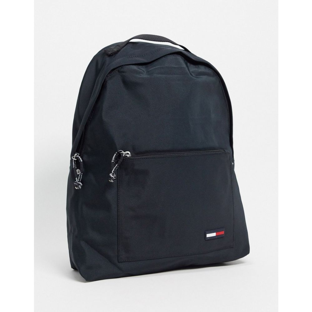 トミー ジーンズ Tommy Jeans レディース バックパック・リュック バッグ【backpack in black】Black