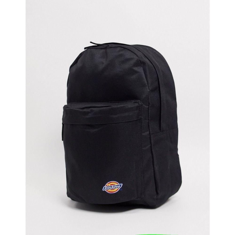 ディッキーズ Dickies レディース バックパック・リュック バッグ【Arkville logo backpack in black】Black