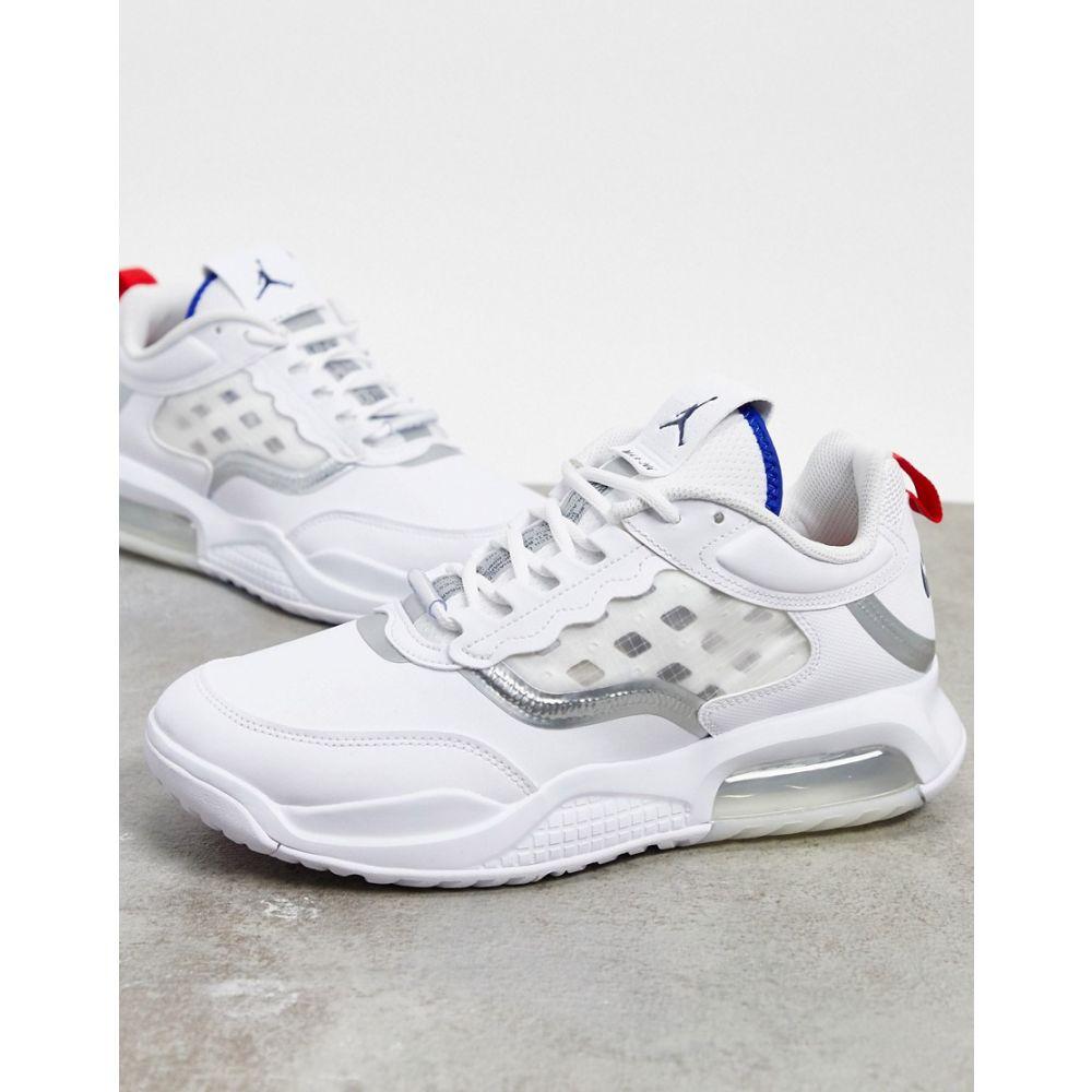 ナイキ ジョーダン Jordan メンズ スニーカー シューズ・靴【Nike Air Max 200 Euro Tour trainers in white】White