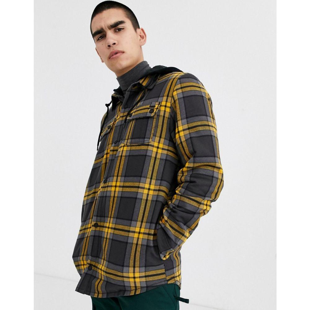 ボルコム Volcom メンズ ジャケット アウター【Field flannel jacket in check】Multi