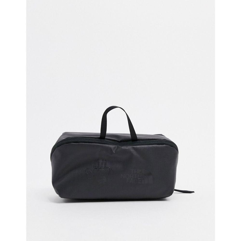 ザ ノースフェイス The North Face メンズ トートバッグ バッグ【Stratoliner tote bag in black】Tnf black