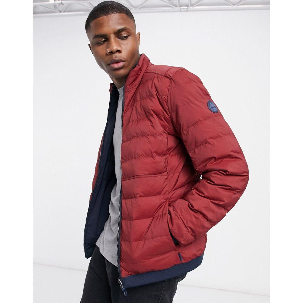 ティンバーランド Timberland メンズ ジャケット アウター【sierra cliff jacket】Red
