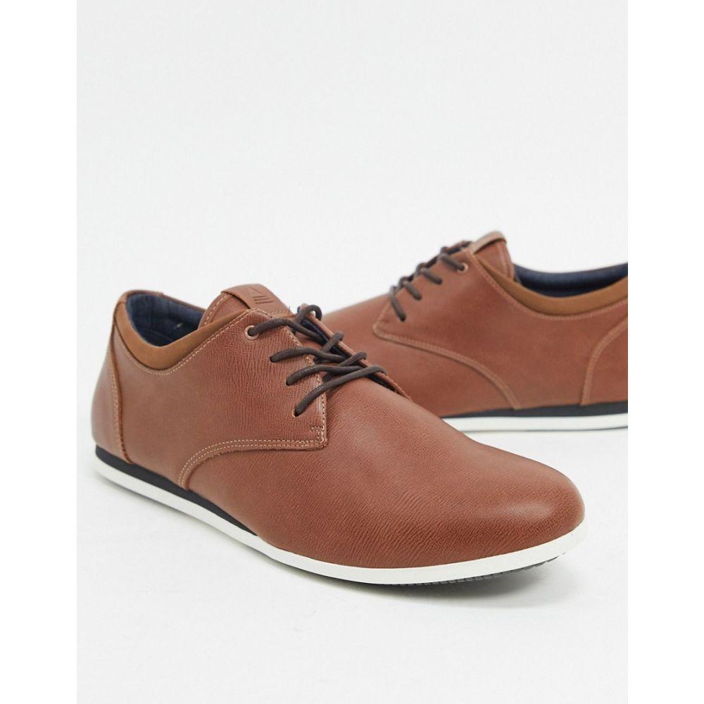 アルド ALDO メンズ 革靴・ビジネスシューズ レースアップ シューズ・靴【aauwen-r lace up shoes in brown】Light brown