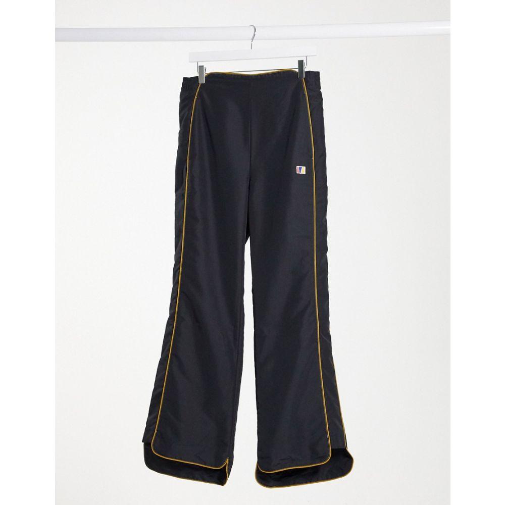 リーボック Reebok レディース ボトムス・パンツ 【Classics x Pyer Moss high waist trousers in black】Black