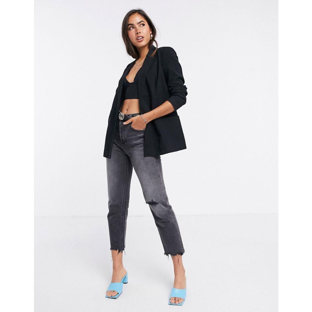 ヴェロモーダ Vero Moda レディース スーツ・ジャケット アウター【tailored blazer in black】Black