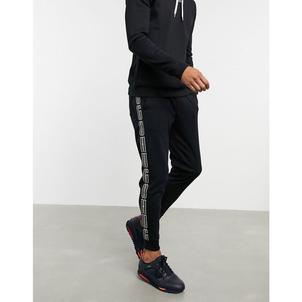 ヒューゴ ボス HUGO メンズ ジョガーパンツ ボトムス・パンツ【Daky203 joggers in black】Black