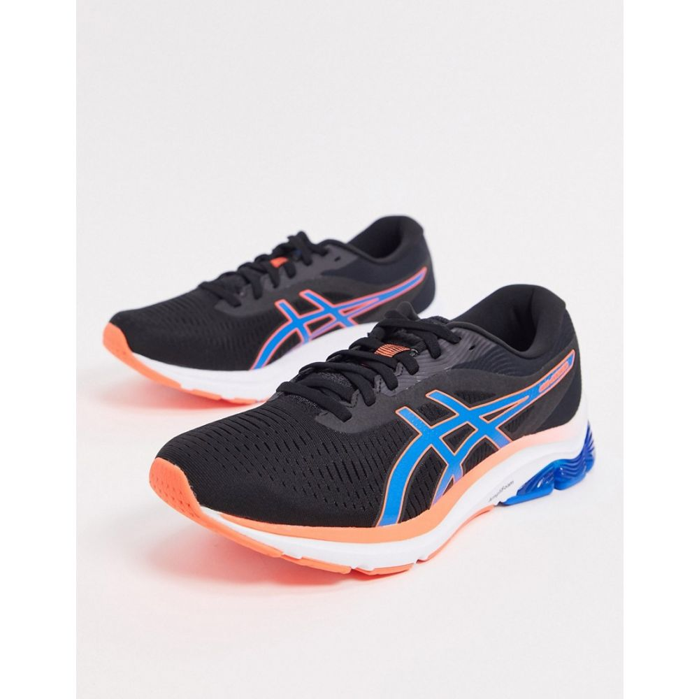 アシックス Asics メンズ ランニング・ウォーキング シューズ・靴【Running gel pulse 12 trainers in blue】Blue