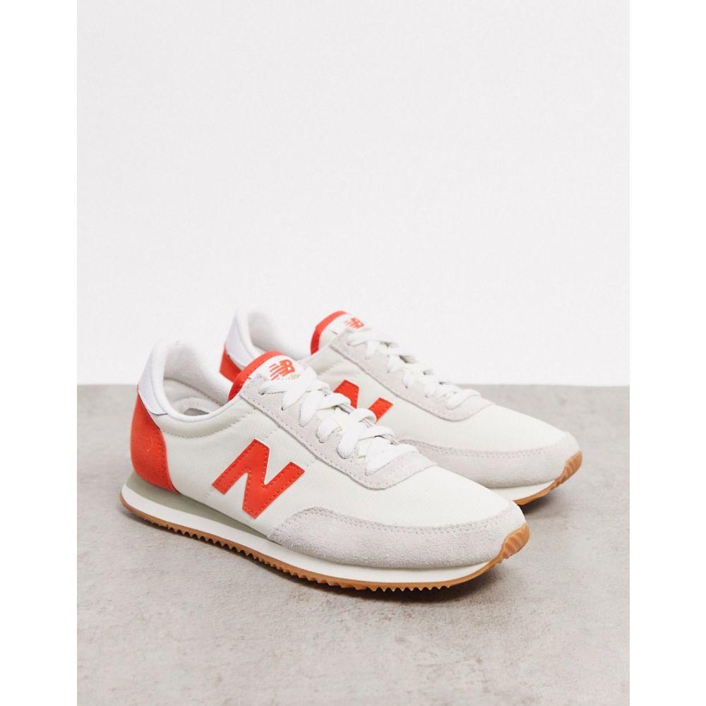ニューバランス New Balance レディース スニーカー シューズ・靴【720 trainers in grey】Silver birch