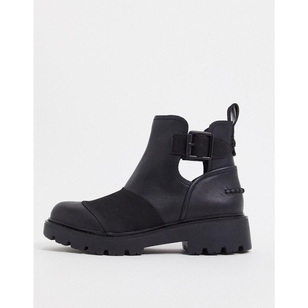 アグ UGG レディース ブーツ シューズ・靴【stockton boots in black】Black