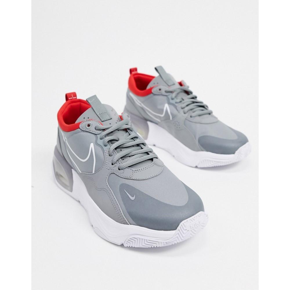 ナイキ メンズ 2020 シューズ 靴 スニーカー Grey サイズ交換無料 in Nike trainers grey Skyve particle 割引 Max