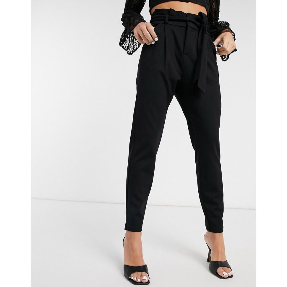 【paperbag ヴェロモーダ Vero black】Black Moda in レディース ボトムス・パンツ trousers
