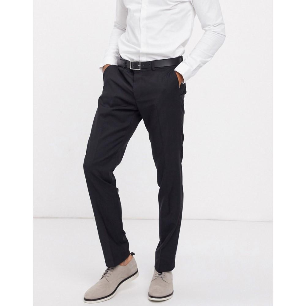 トミー ヒルフィガー メンズ ボトムス パンツ スラックス Grey サイズ交換無料 Trousers Fit Suit Slim 贈与 Tommy Rhames 毎日続々入荷 Hilfiger