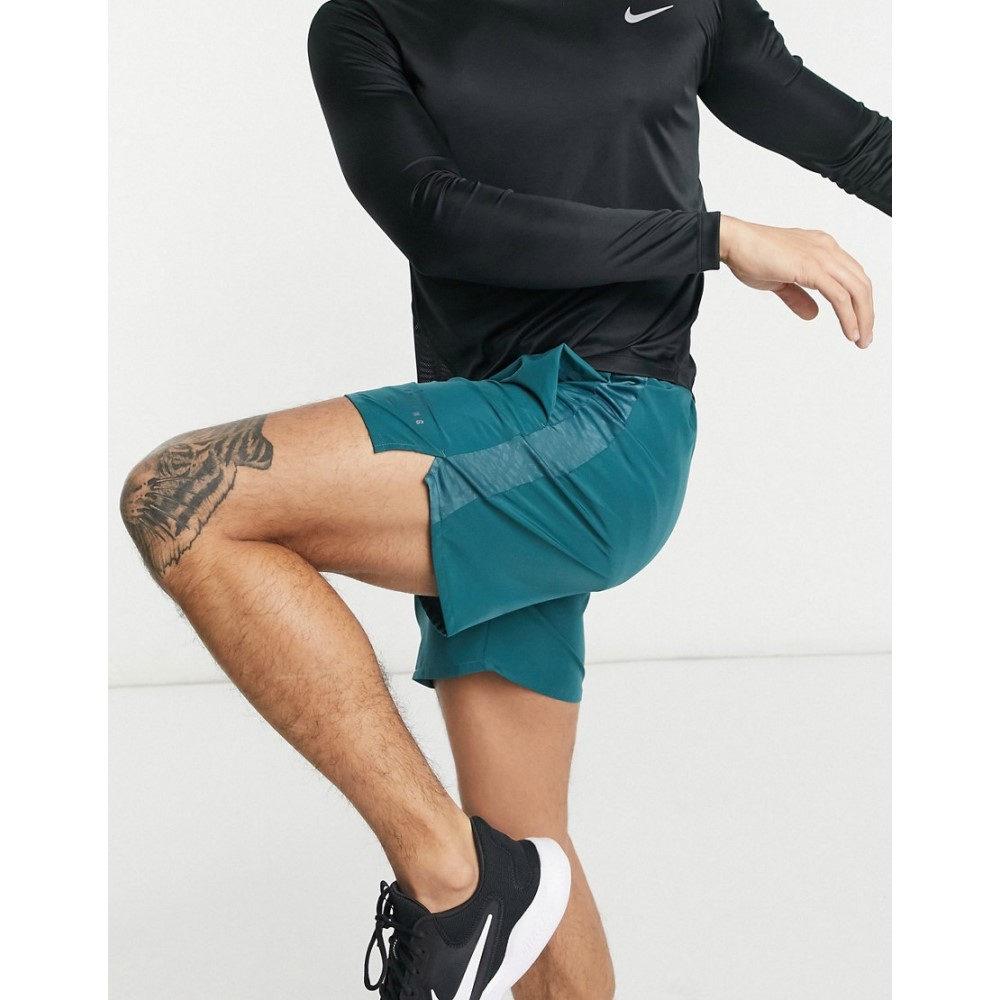 ナイキ メンズ ランニング ウォーキング ボトムス パンツ Teal サイズ交換無料 爆売りセール開催中 Running Shorts Division In Challenger Run Nike 供え ショートパンツ