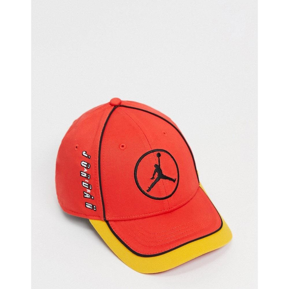 ナイキ ジョーダン メンズ 帽子 百貨店 キャップ Red サイズ交換無料 Jordan L91 Dna Air ジャンプマン Nike Jumpman In 送料0円 Cap