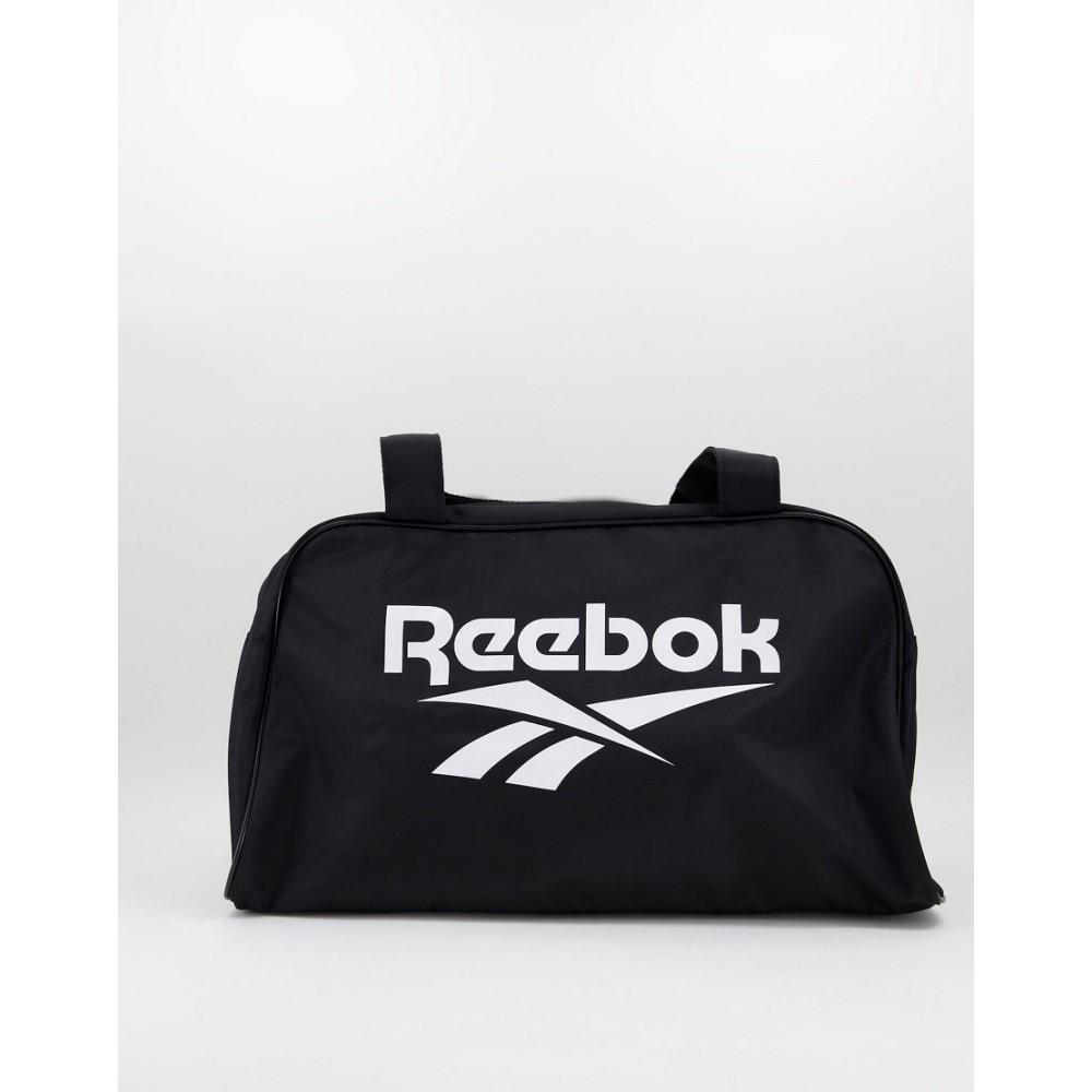 正規逆輸入品 リーボック 新色追加 メンズ バッグ ボストンバッグ ダッフルバッグ Black black in サイズ交換無料 bag duffle Reebok