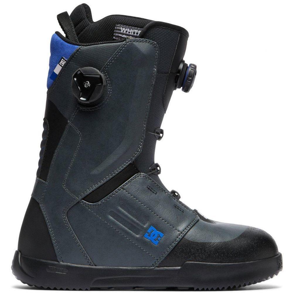【残り一点限り!】【サイズ:28.5cm】ディーシー DC【Control BOA Snowboard Boots 2019 Grey】メンズ スキー・スノーボード シューズ・靴【あす楽】