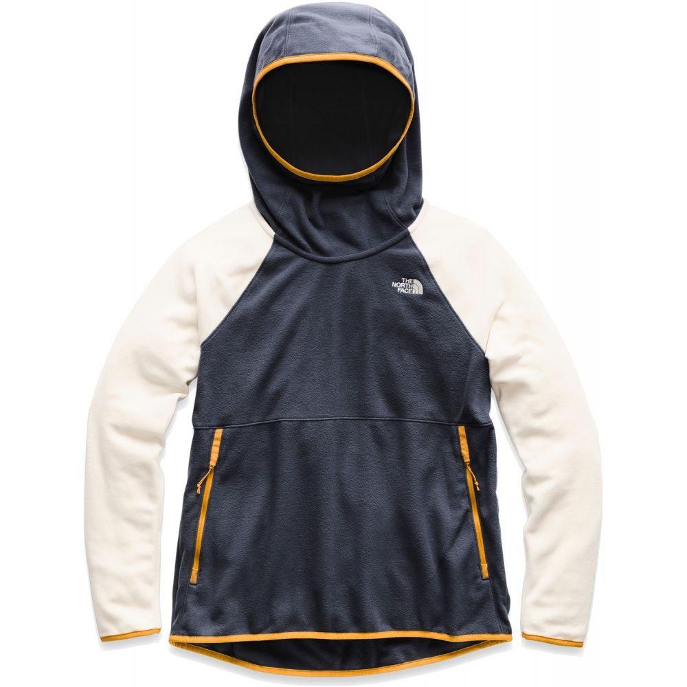 残り一点限りサイズ M ザ ノースフェイス The North Face Glacier Alpine Pullover Fleece Urban Navy Vintage White レディース トップス フリース あす楽SUMpGVLqz