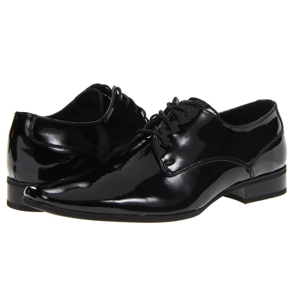 【残り一点限り!】【サイズ:11-W】カルバンクライン Calvin Klein【Brodie】メンズ シューズ・靴 革靴・ビジネスシューズ【あす楽】
