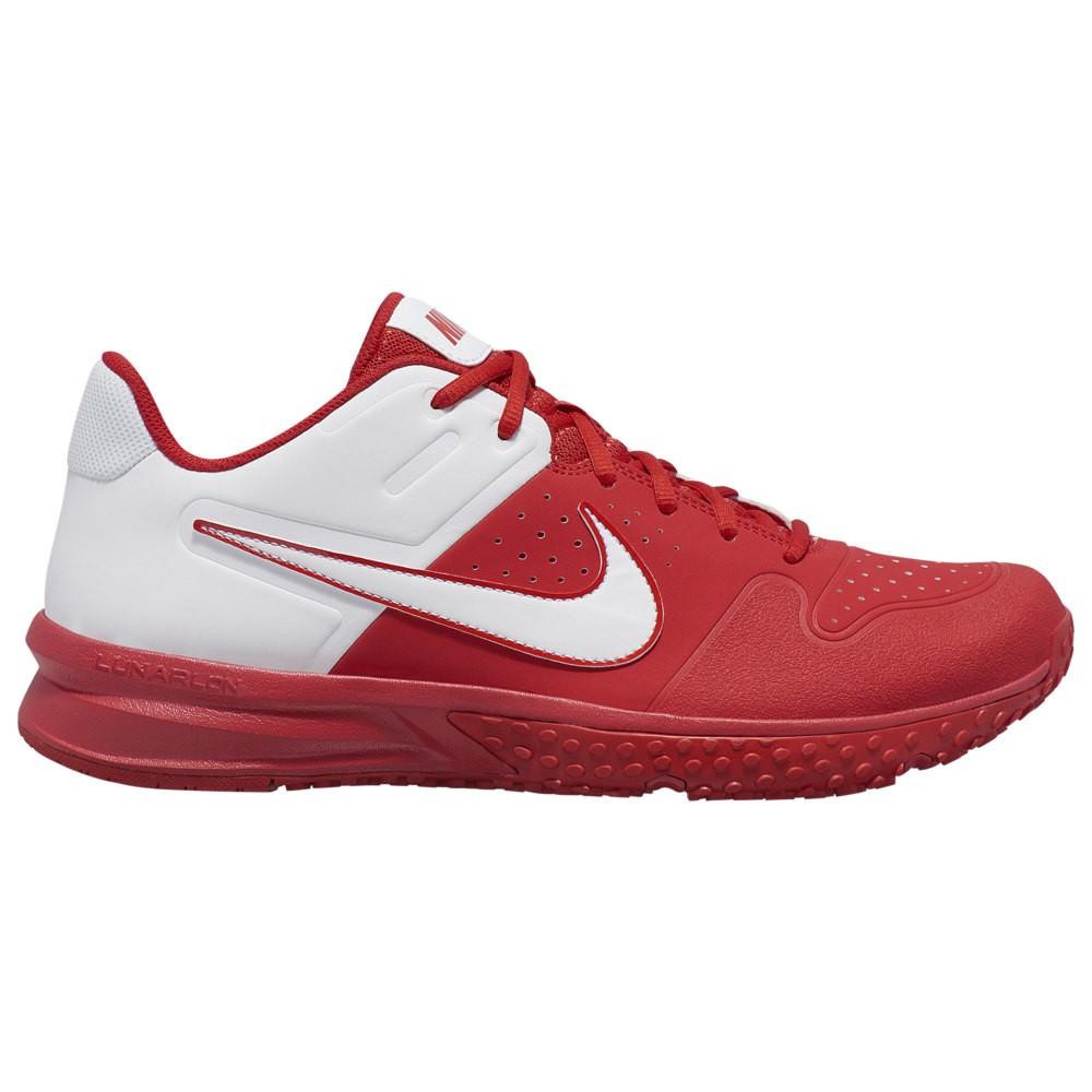 【残り一点限り!】【サイズ:10】ナイキ Nike【Alpha Huarache Varsity Turf University Red /White】メンズ 野球 シューズ・靴【あす楽】