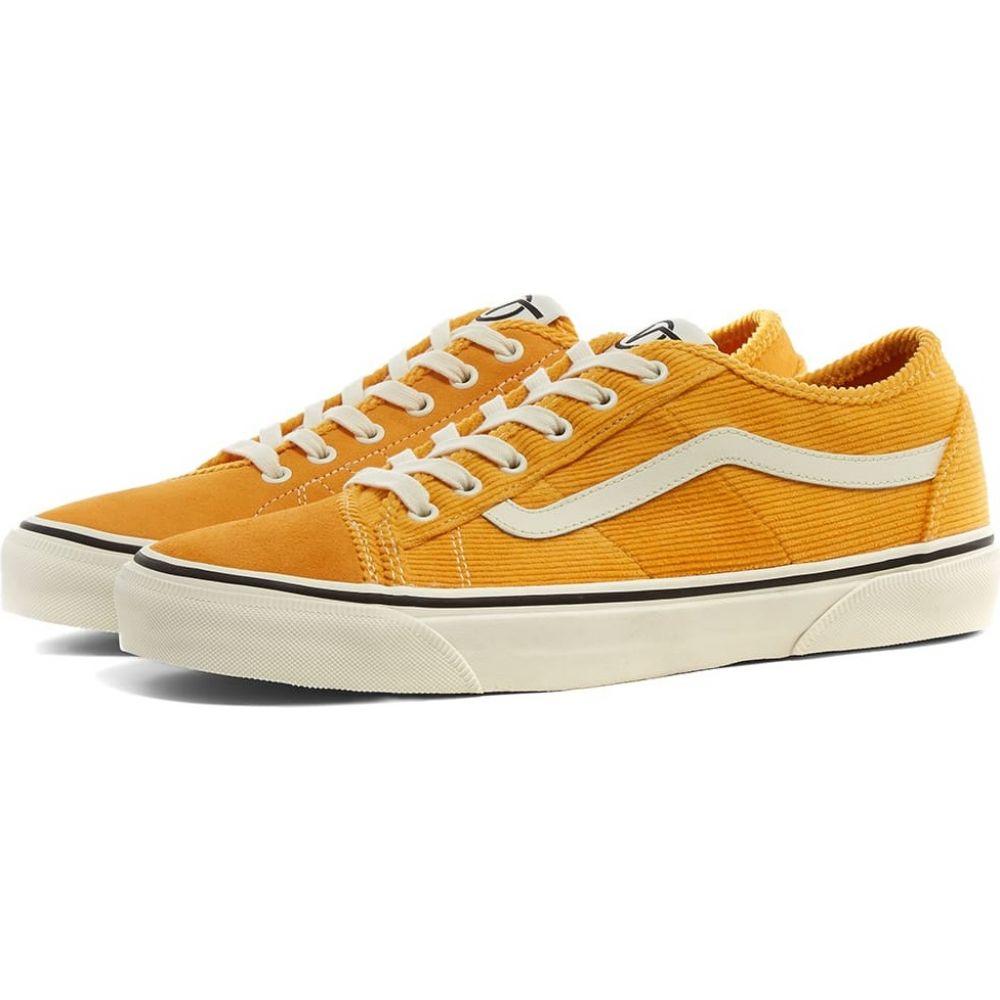 【残り一点限り!】【サイズ:29cm】ヴァンズ Vans【ua bess ni Cadmium Yellow/Marshmallow】メンズ シューズ・靴 スニーカー【あす楽】