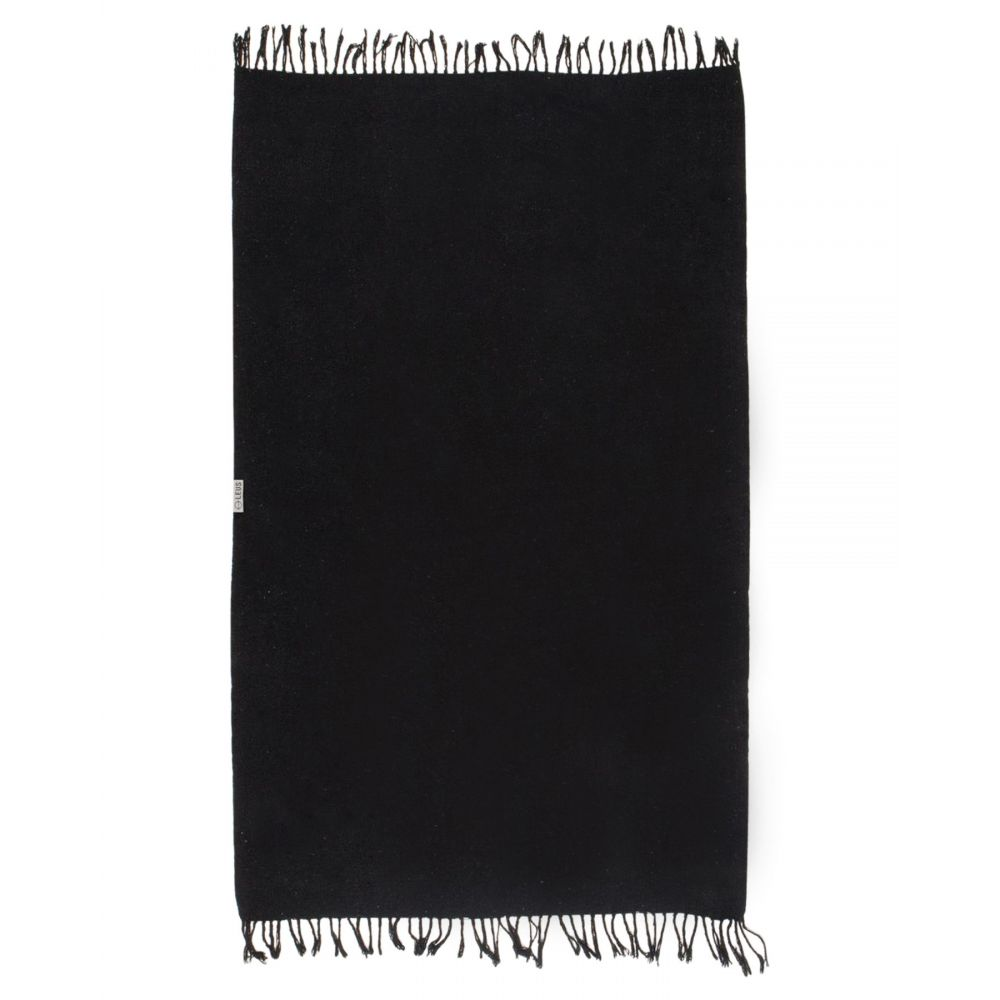 レウス Leus towels メンズ 雑貨【Falsa Blanket】Charcoal
