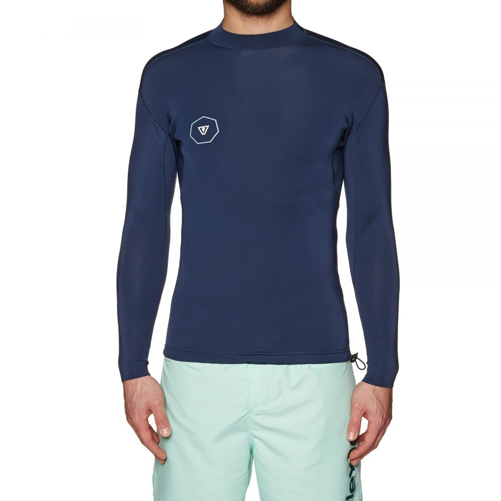 ヴィスラ Vissla メンズ 水着・ビーチウェア【Performance 1mm Reversible Long Sleeve Top Wetsuit】Blue