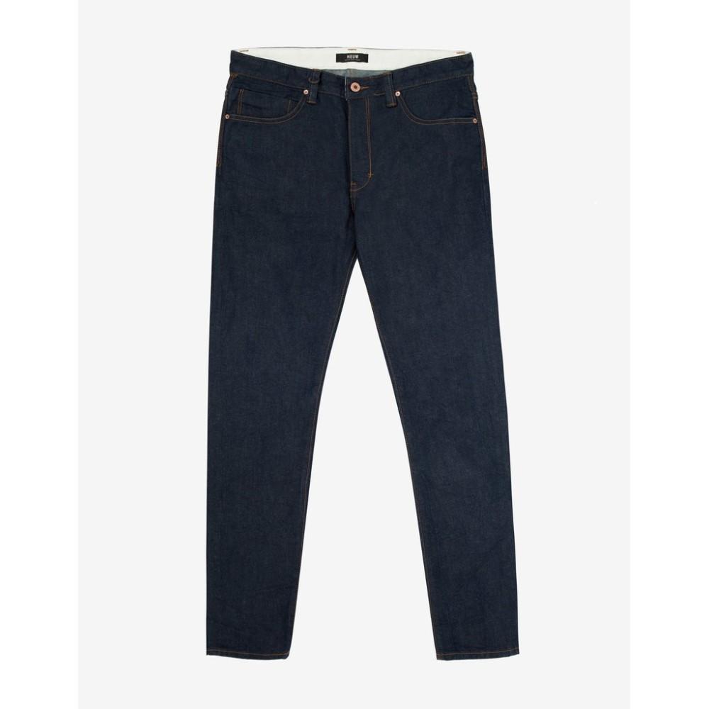 ニュー Neuw メンズ ボトムス・パンツ ジーンズ・デニム【Ray Tapered 'Virgin Indigo' Denim Jeans】Blue