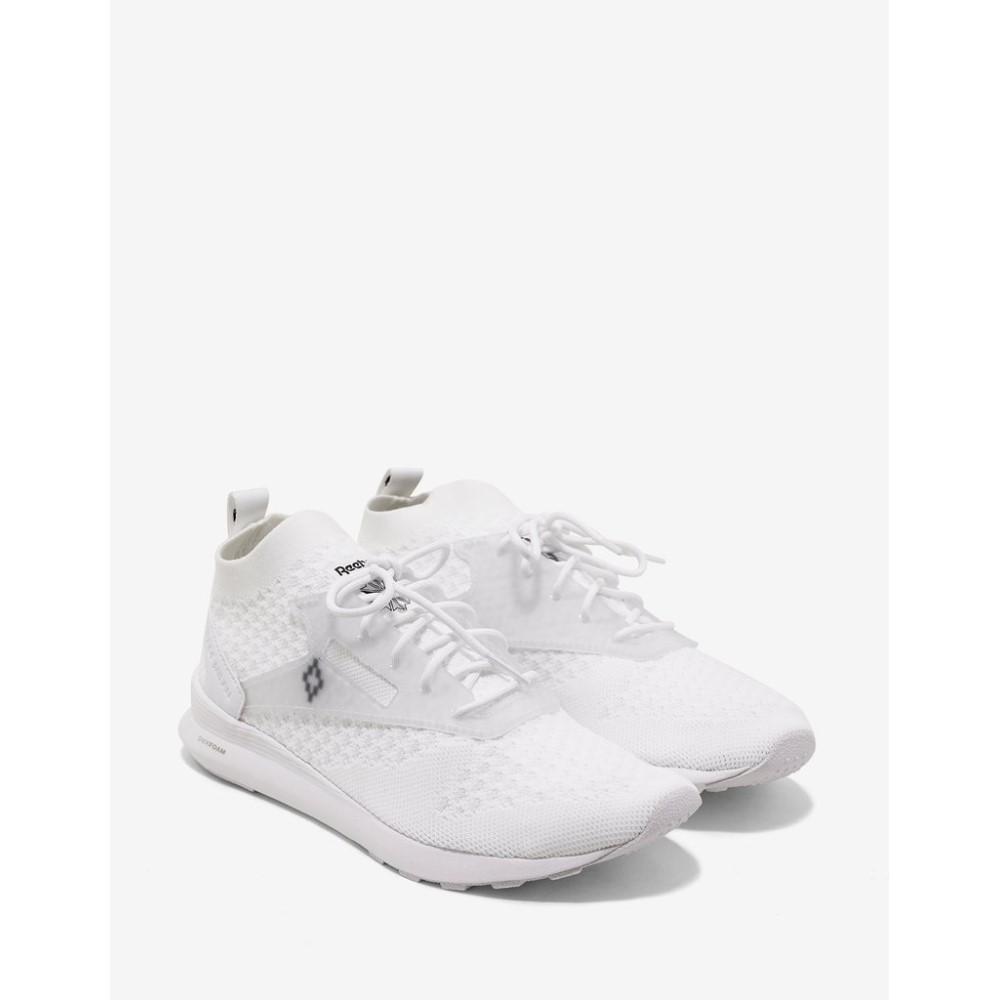 マルセロバーロン Marcelo Burlon メンズ ランニング・ウォーキング シューズ・靴【Zoku Reebok Running Trainers】White