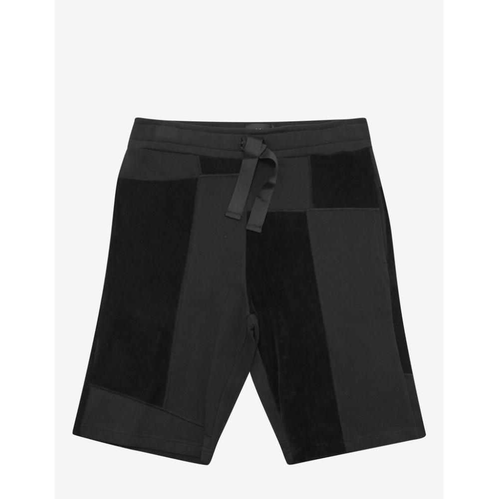 クリストファー レイバーン Christopher Raeburn メンズ ボトムス・パンツ ショートパンツ【Jersey Mix Sweat Shorts】Black