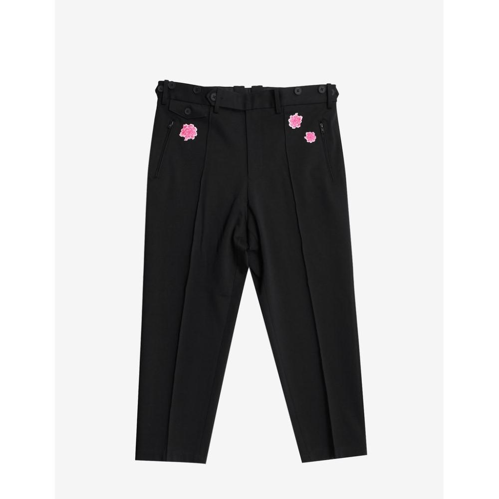 ワイスリー Y-3 x James Harden メンズ ボトムス・パンツ【Cropped Slim Pants】Black