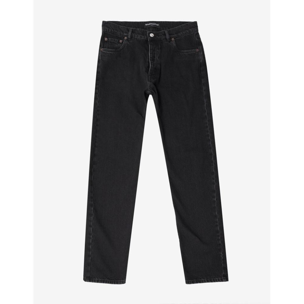 バレンシアガ Balenciaga メンズ ボトムス・パンツ ジーンズ・デニム【Denim Jeans】Black