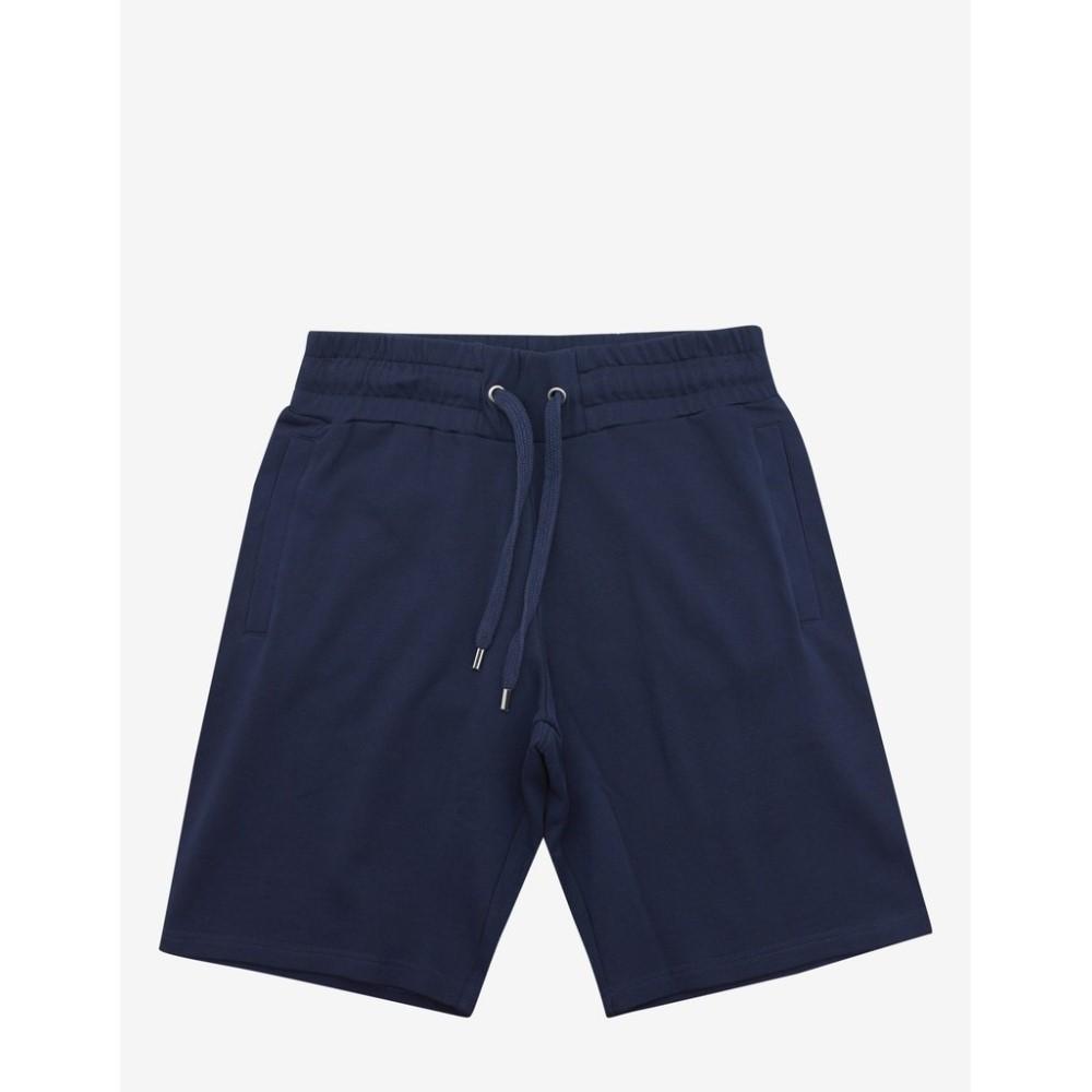 ケンゾー Kenzo メンズ ボトムス・パンツ ショートパンツ【Logo Print Sweat Shorts】Blue