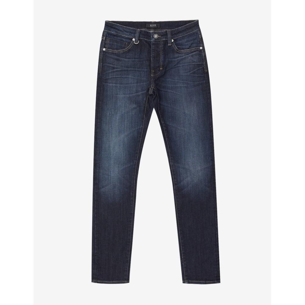 ニュー Neuw メンズ ボトムス・パンツ ジーンズ・デニム【Iggy Skinny Factory Wash Jeans】Blue