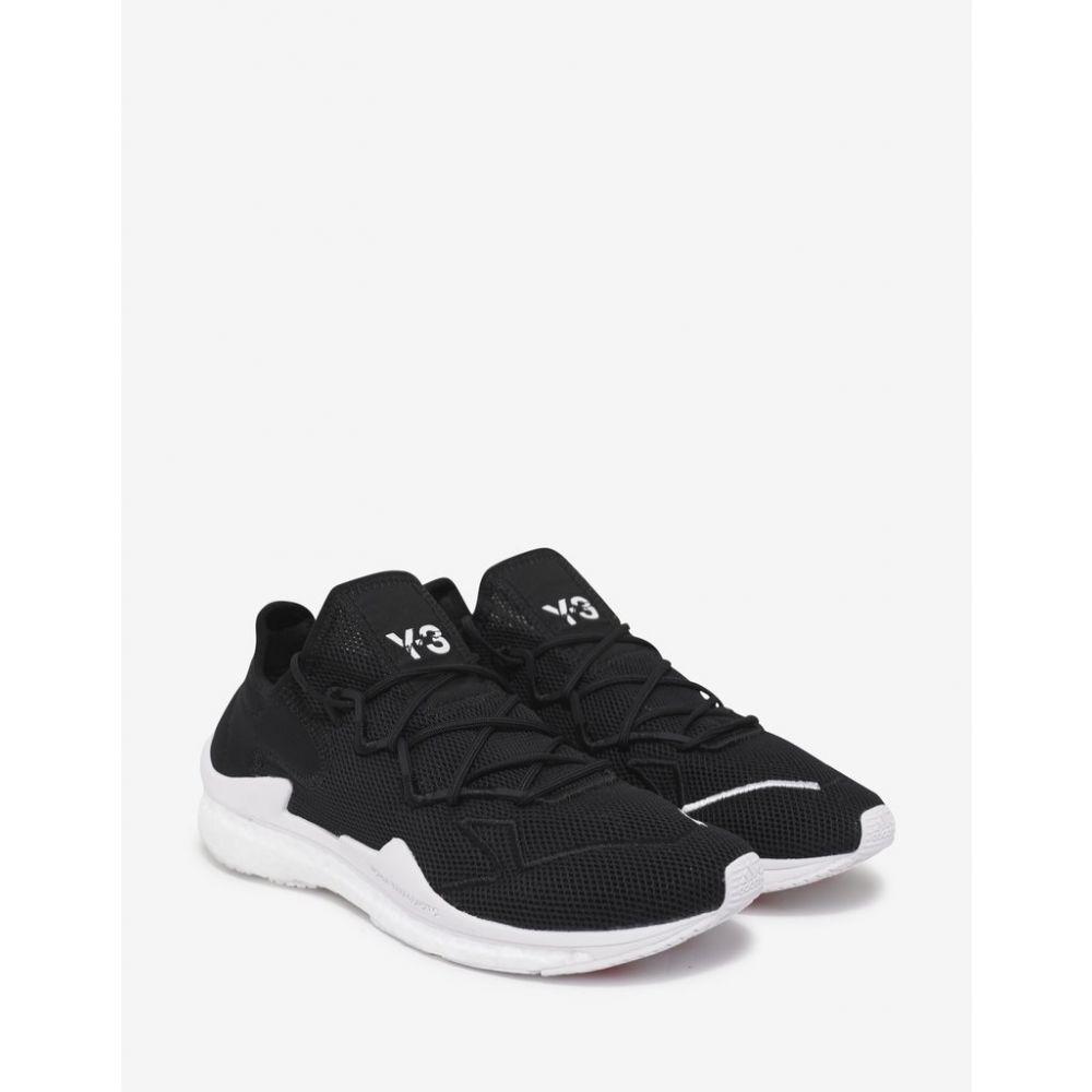 ワイスリー Y-3 メンズ ランニング・ウォーキング シューズ・靴【Black Adizero Runner】Black
