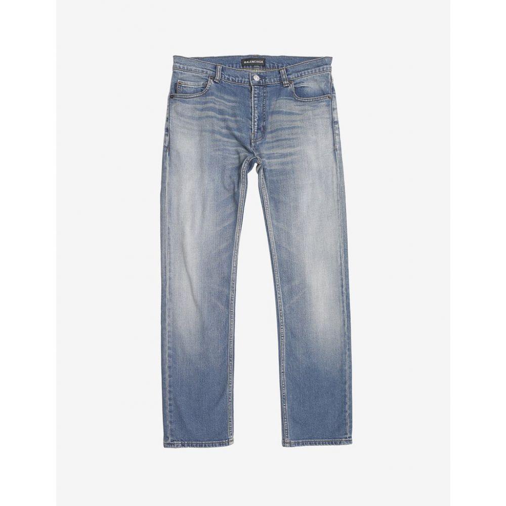 激安単価で バレンシアガ Balenciaga メンズ ボトムス・パンツ Stretch ジーンズ・デニム Skinny【Blue Skinny Balenciaga Authentic Stretch Denim Jeans】Blue:フェルマート, マロニエゴルフ:3563d48c --- nagari.or.id