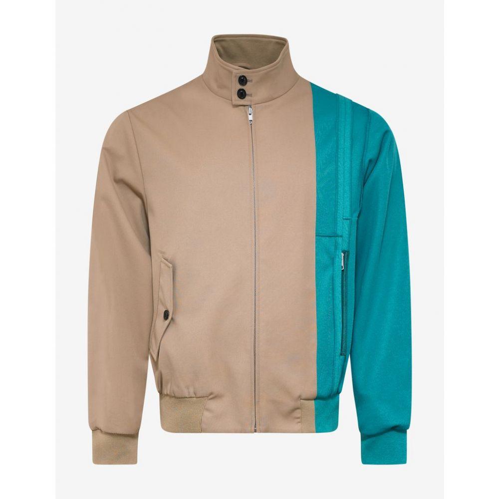 メゾン マルジェラ Maison Margiela メンズ アウター ブルゾン【Spliced Gabardine Sports Jacket】Beige