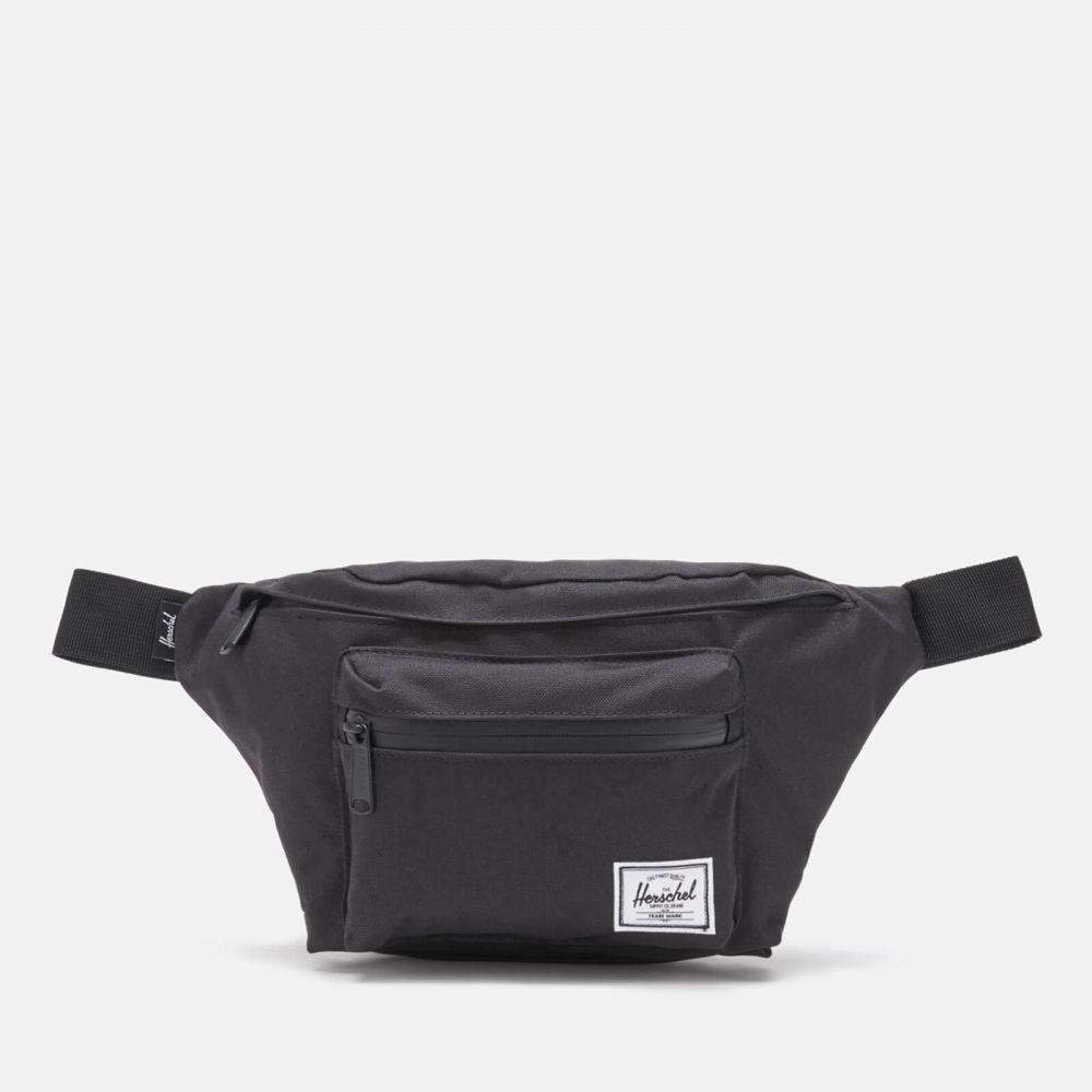 ハーシェル サプライ Herschel Supply Co. メンズ ボディバッグ・ウエストポーチ バッグ【seventeen cross body bag - black】Black