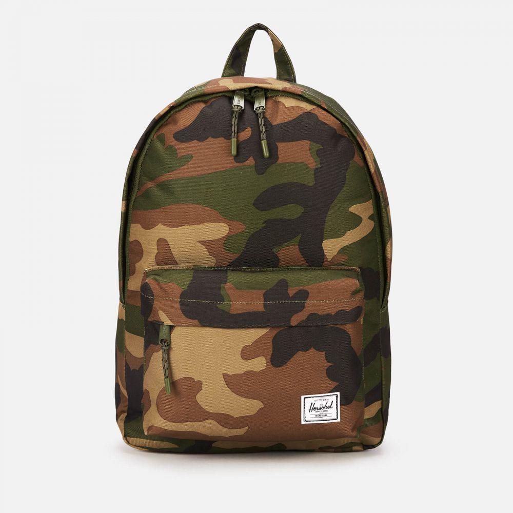 ハーシェル サプライ Herschel Supply Co. メンズ バックパック・リュック バッグ【classic backpack - woodland camo】Multi
