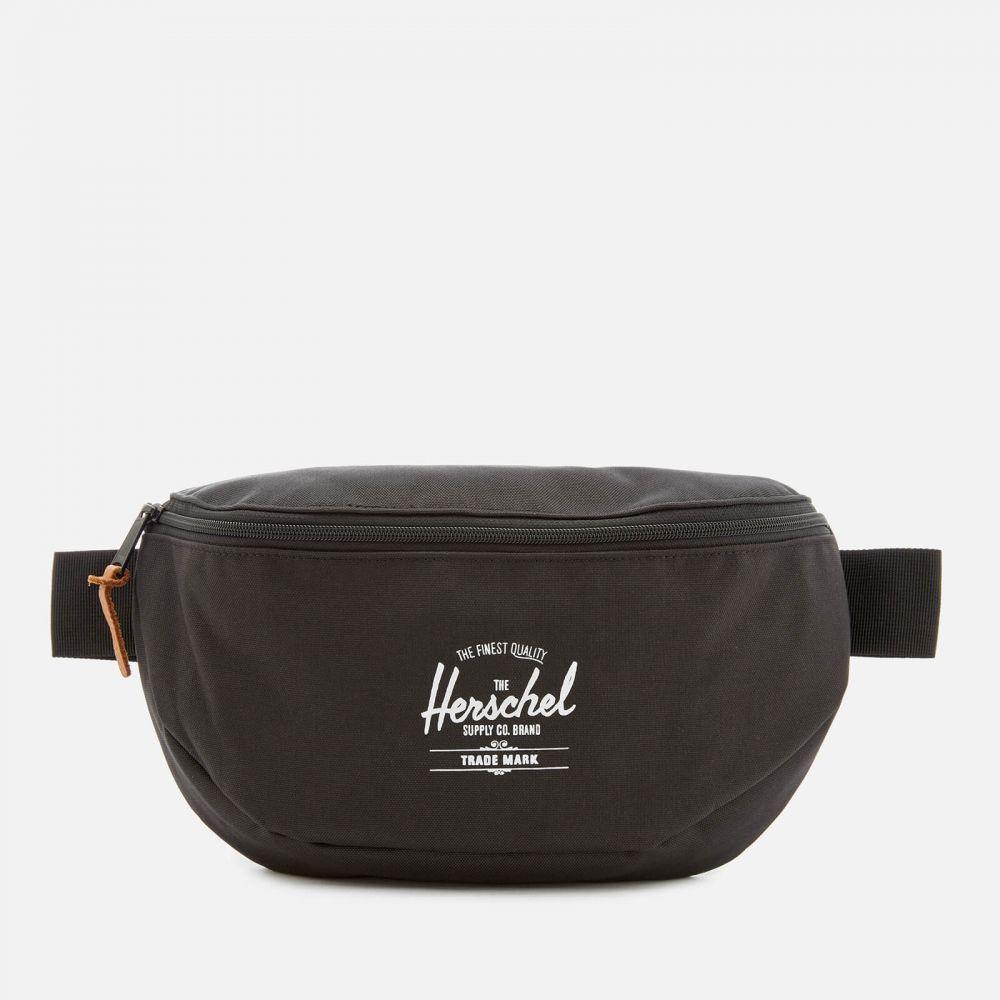 ハーシェル サプライ Herschel Supply Co. メンズ ボディバッグ・ウエストポーチ ウエストバッグ バッグ【sixteen hip pack - black】Black