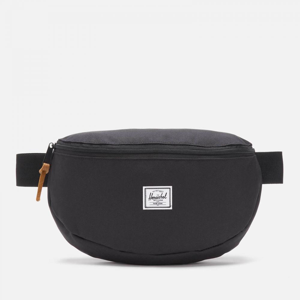 ハーシェル サプライ Herschel Supply Co. メンズ ボディバッグ・ウエストポーチ バッグ【sixteen cross body bag - black】Black
