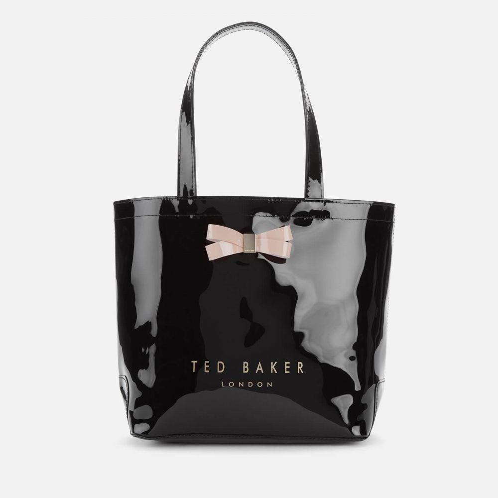テッドベーカー Ted Baker レディース トートバッグ バッグ【Geeocon Small Tote Bag - Black】Black