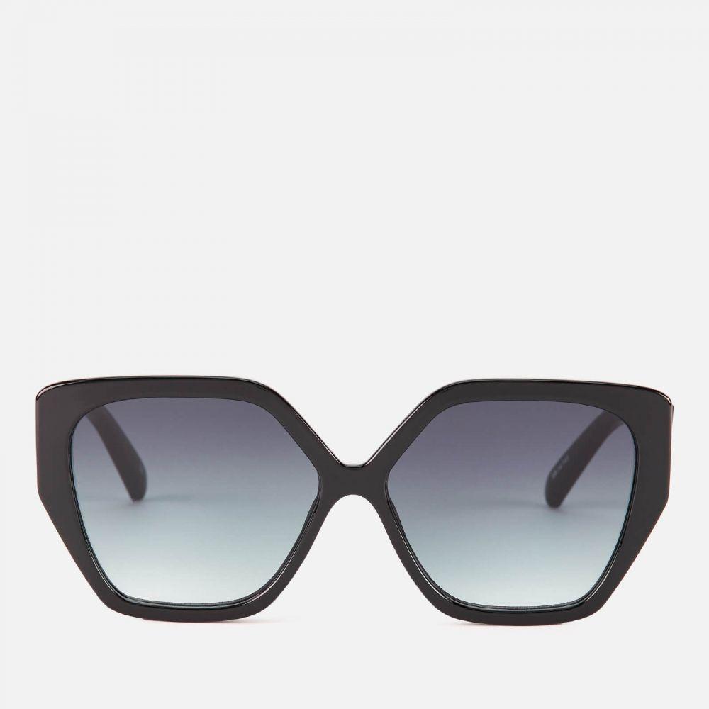 ル スペックス Le Specs レディース メガネ・サングラス 【So Fetch Sunglasses - Blacksmoke】Black