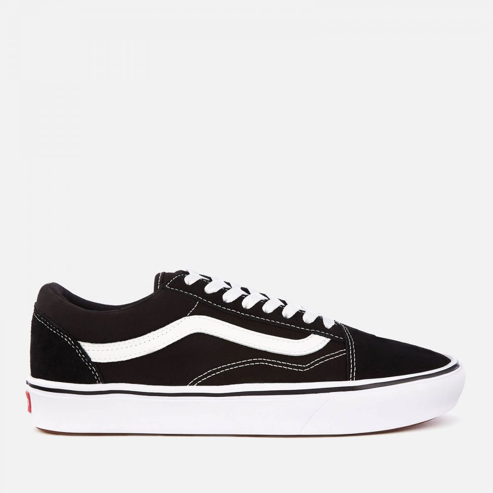 ヴァンズ Vans メンズ スニーカー シューズ・靴【ComfyCush Classic Old Skool Trainers - Black/True White】Black