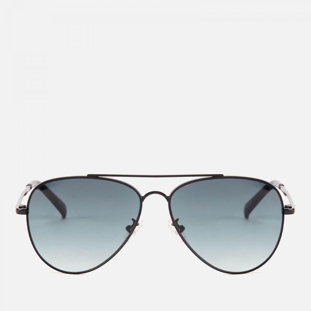 ル スペックス Le Specs レディース メガネ・サングラス 【Fly High Sunglasses - Blacksmoke】Black