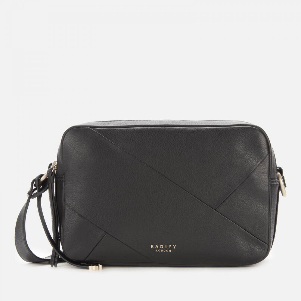 ラドリー Radley レディース ショルダーバッグ バッグ【Alba Place - Patchwo Medium Zip Around Cross Body Bag - Black】Black