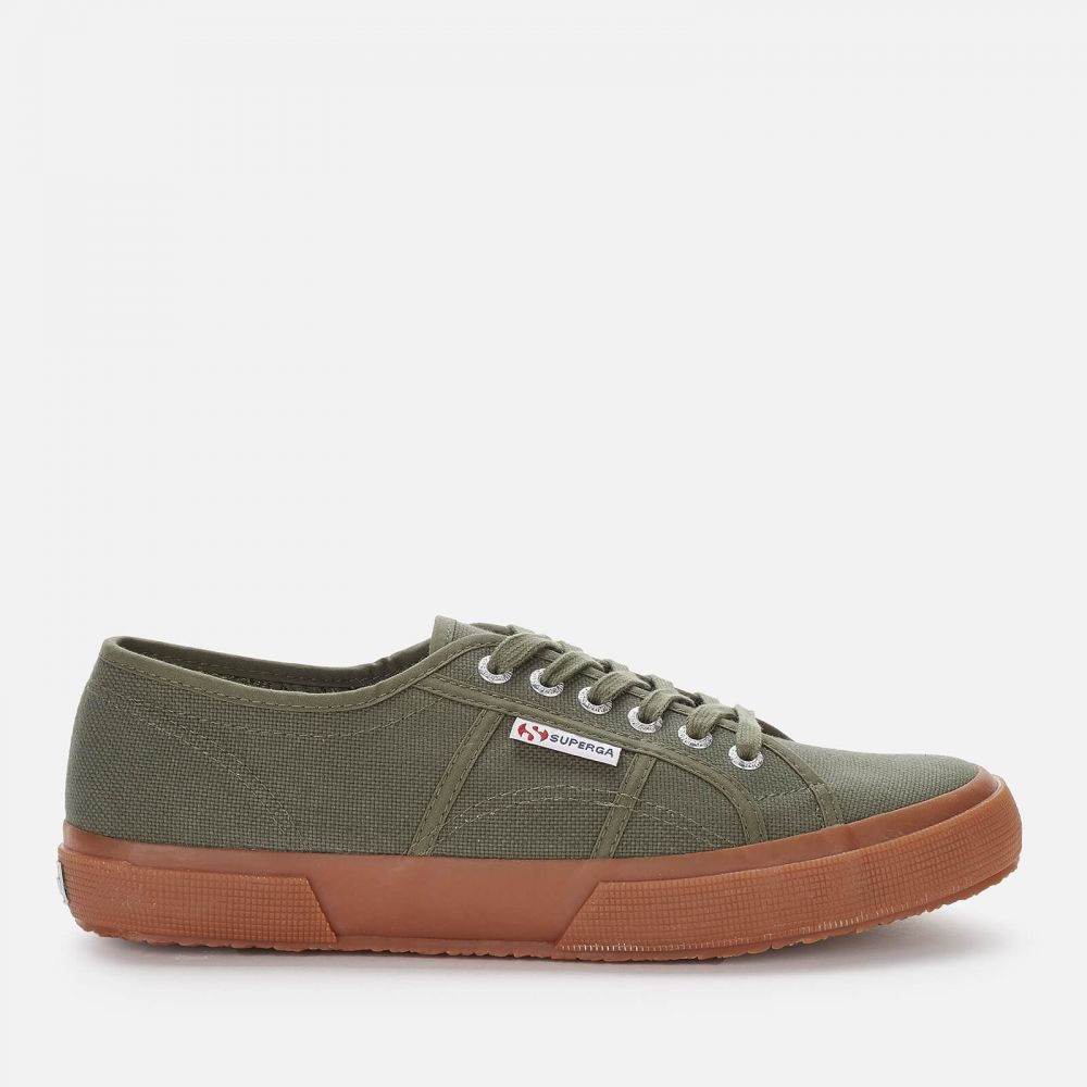 スペルガ Superga メンズ スニーカー シューズ・靴【2750 Cotu Classic Trainers - Green Sherwood Gum】Green